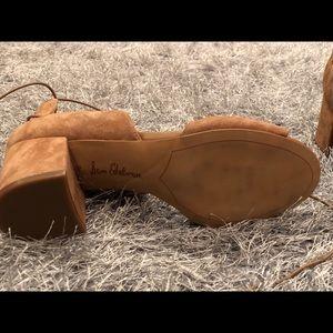 Sam Edelman Shoes - Sam Edelman serene block heel sandal nude